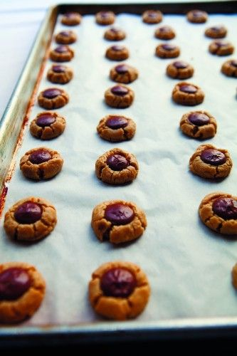 Chocolate Peanut Butter Cookies Recipe from The Gramercy Tavern Cookbook