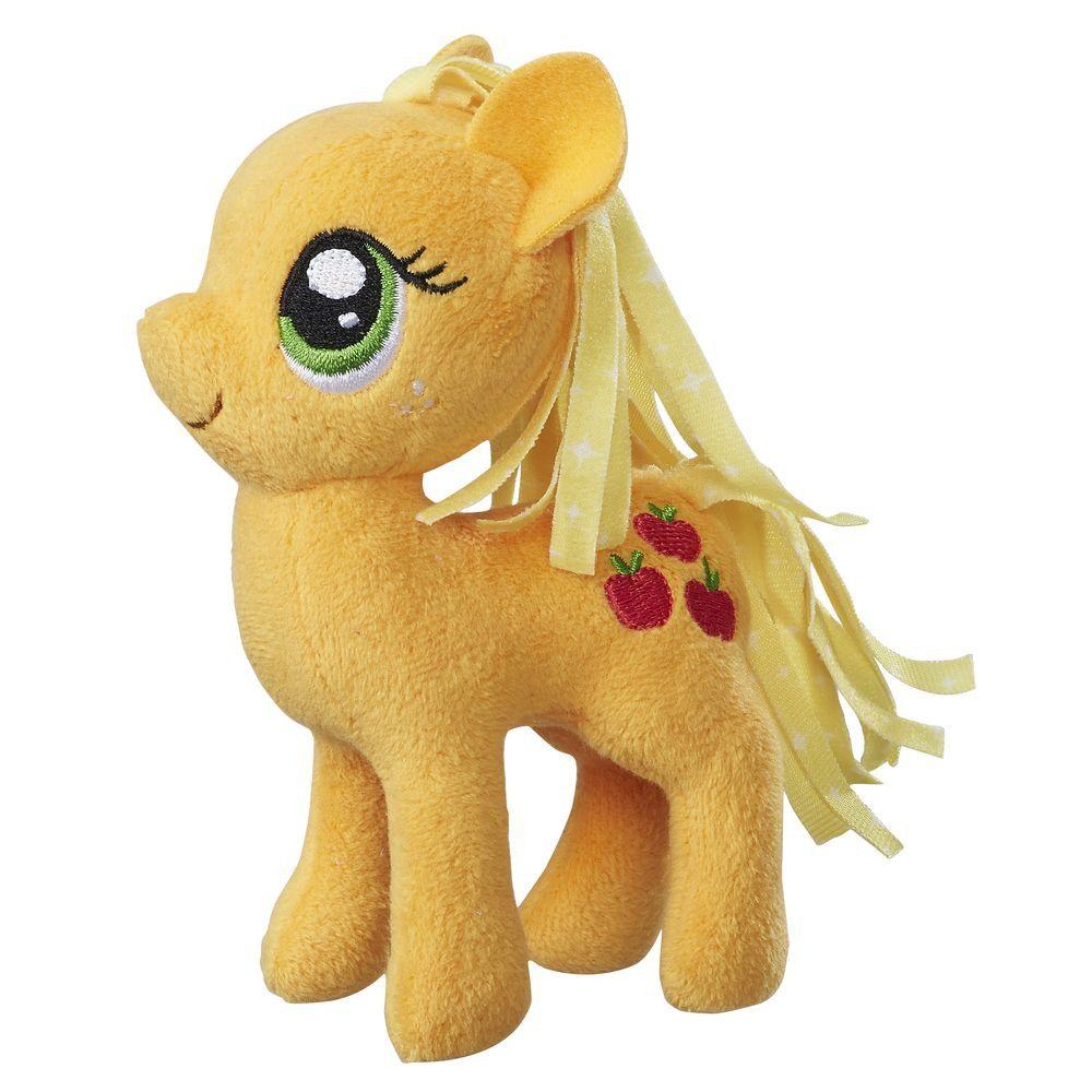 My little pony small plush applejack hasbro my little