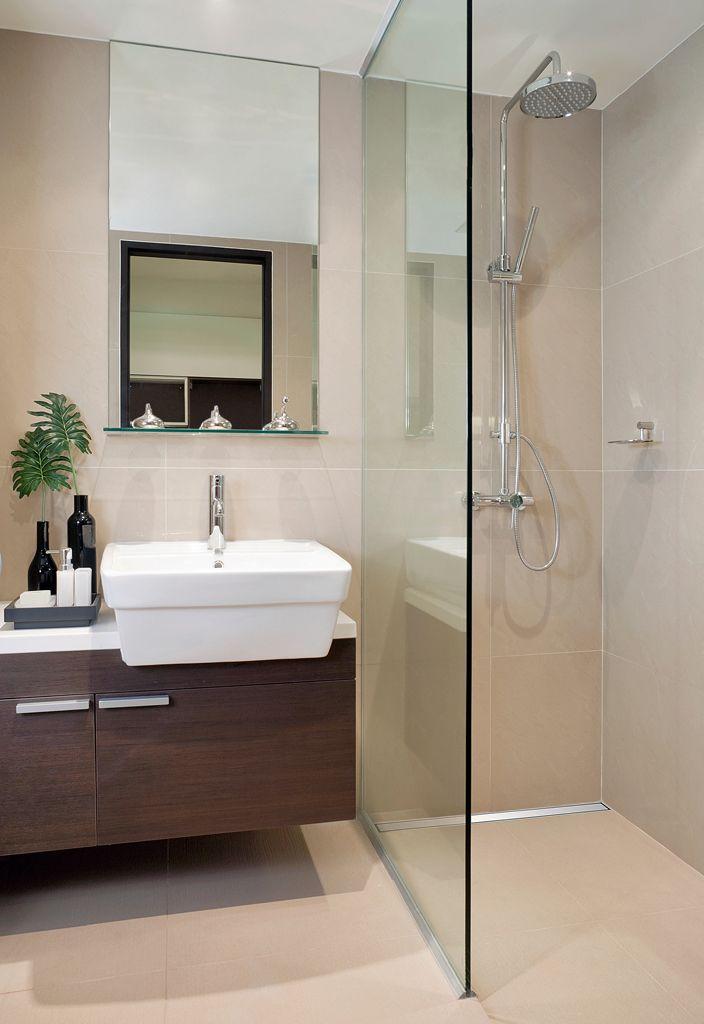 Begehbare Dusche Begehbare dusche, Ebenerdige dusche und