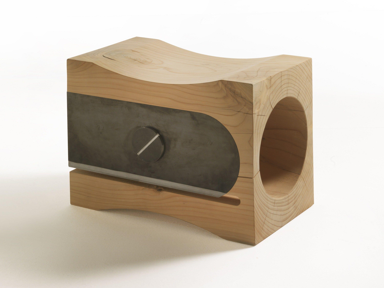 Sgabello In Legno Design : Temperino wooden stools stools and wood design