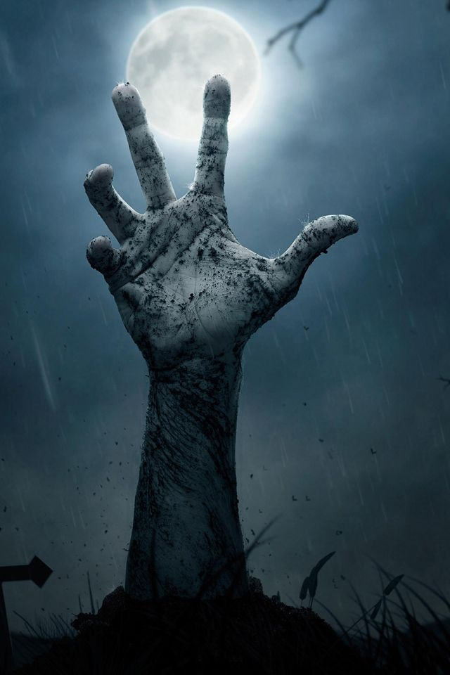 Scary Zombie Backgrounds