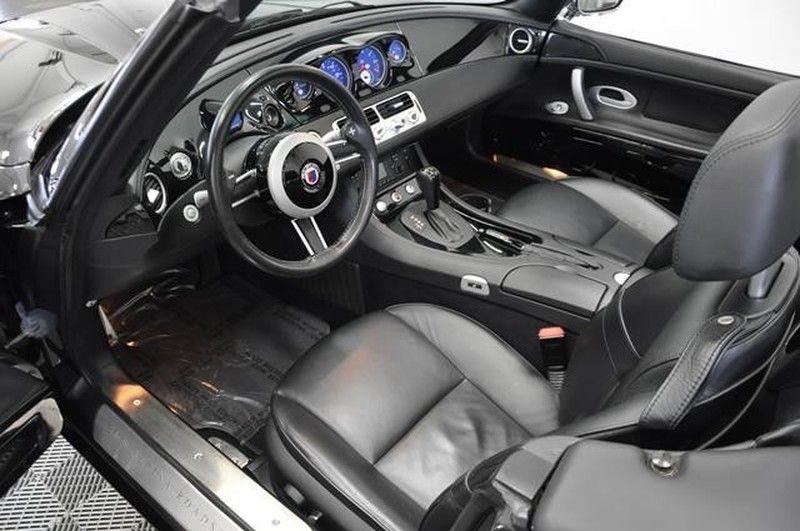 Ohio Dealer Has Five Bmw Alpina Z8 Roadster V8s For Sale Carscoops Bmw Z8 Bmw Alpina Roadsters