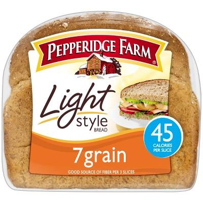 Pepperidge Farm 7 Grain Light Style Bread 16oz Pepperidge Farm Pepperidge Farm Bread How To Store Bread