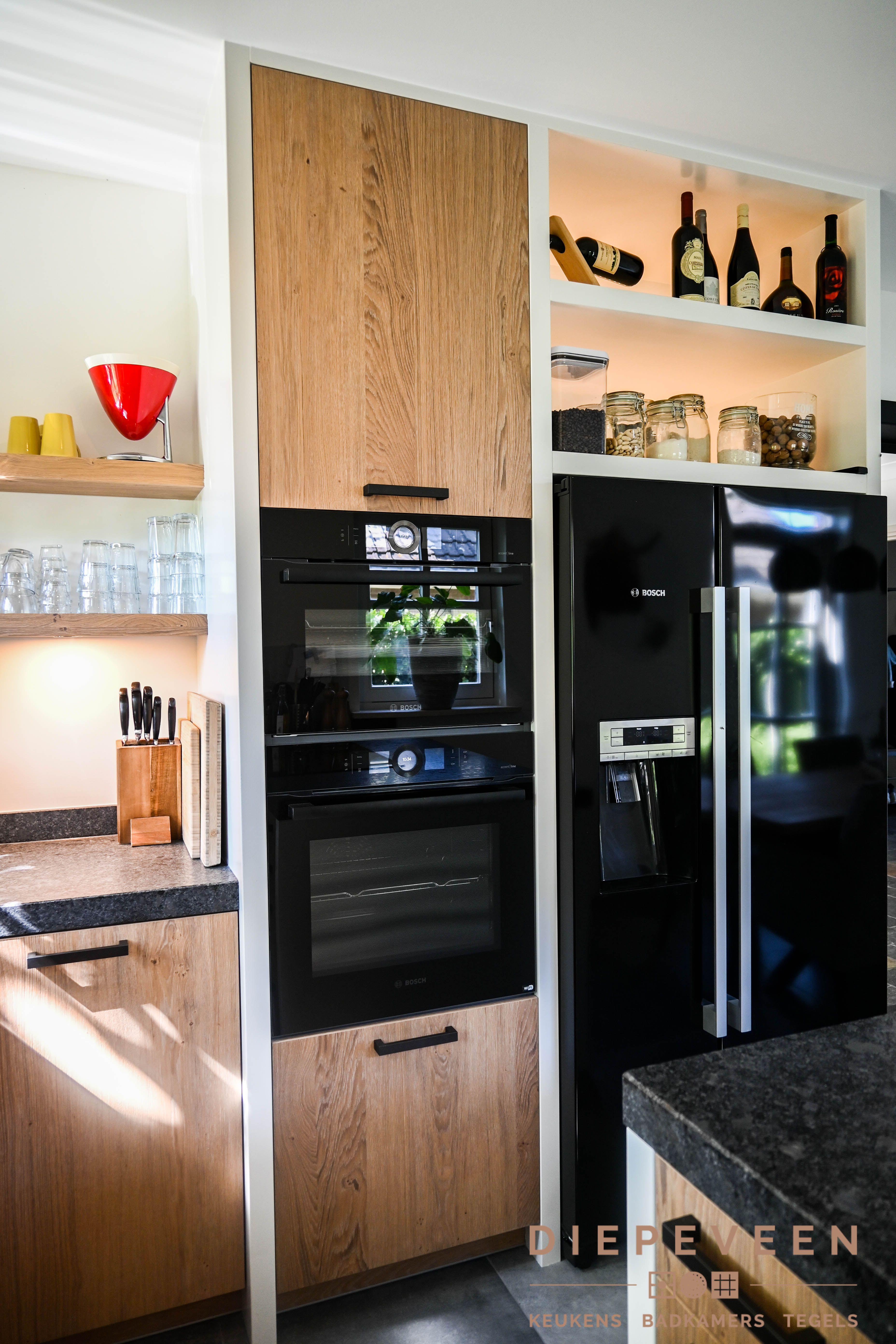 Oven En Oven Met Stoomfunctie Keuken Keukens Keuken Showroom