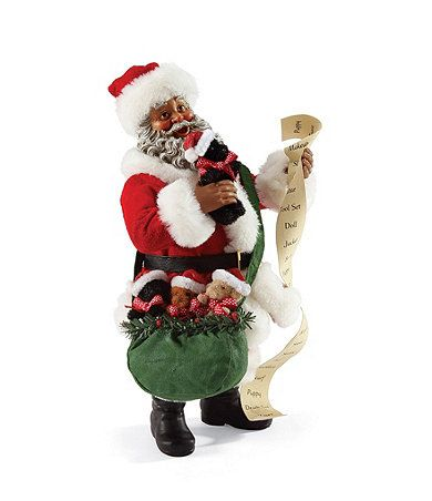 Available at Dillards.com #Dillards | Black Santa Claus ...
