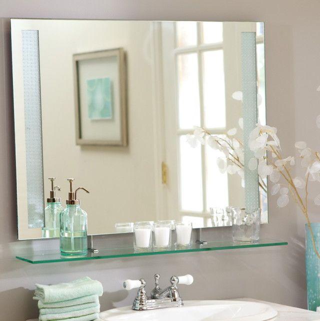 Exceptional Frameless Bathroom Mirrors Sydney