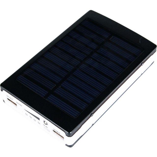 56de15b5022 Akupank päikesepatareiga 8000 mAh, must | Akupank | Solar power ...