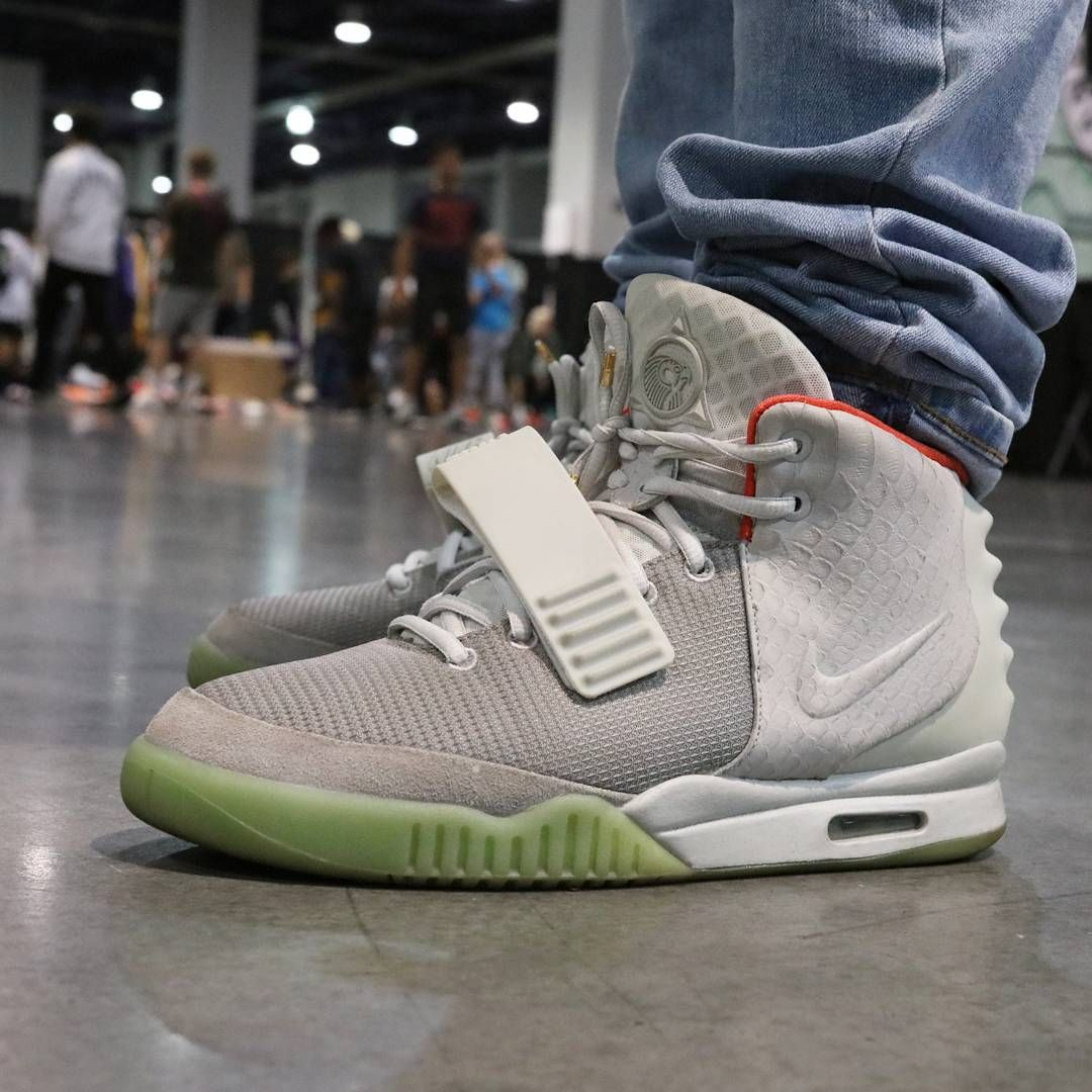 low cost f1043 ecc94 Nike Air YEEZY 2
