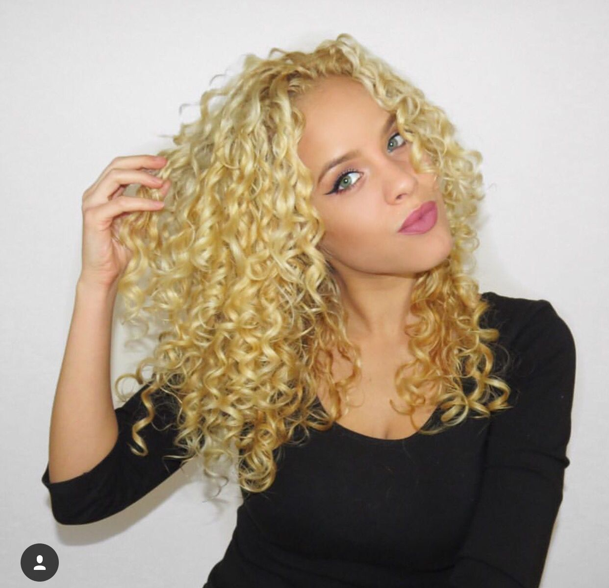 Styledose is lifeeeee  Curlspiration  Pinterest  Permed