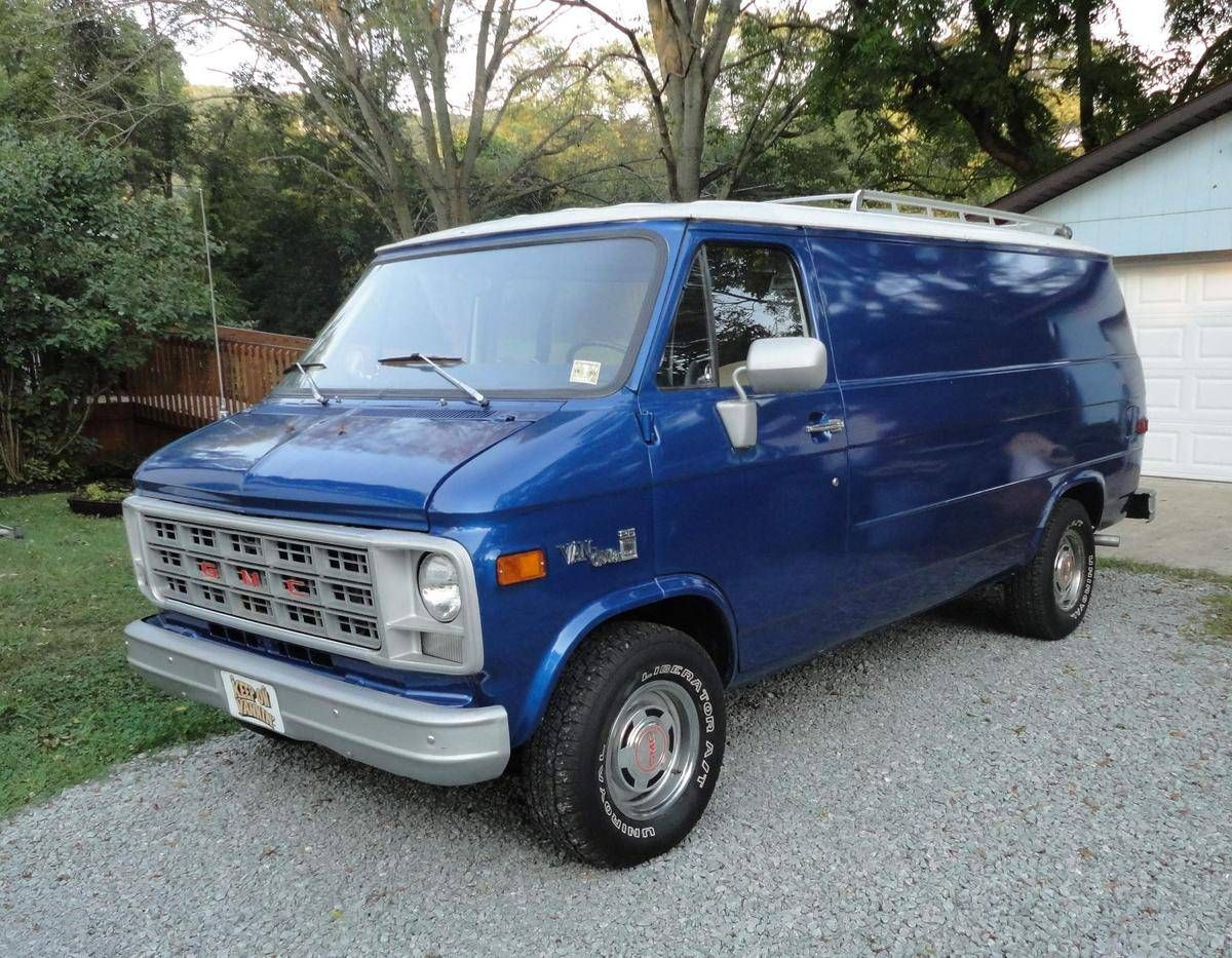 1980 Gmc Vandura Gmc For Sale Gmc Vans Gmc