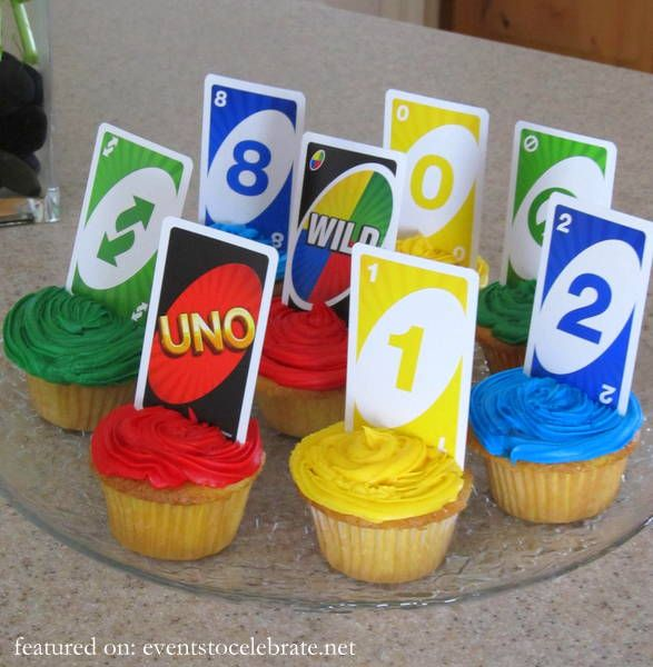 Uno Birthday Party - Perfect for a 1st Birthday! eventstocelebrate.net