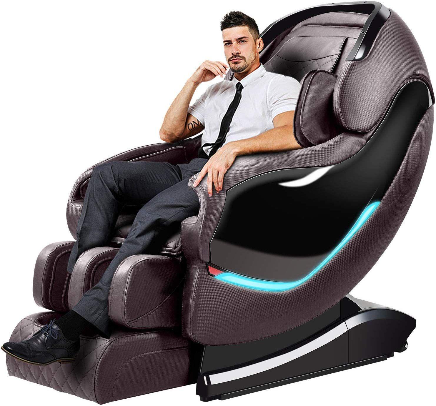 Amazonsmile massage chair zero gravity full body massage