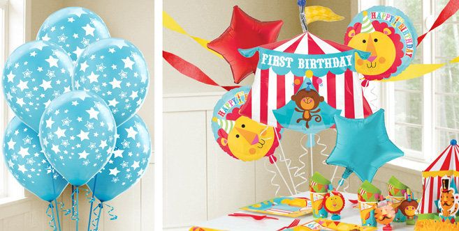 Fisher Price 1st Birthday Balloons
