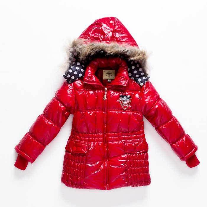 Aliexpress.com : Buy Fashion Designer Girls Winter Puffer Coat