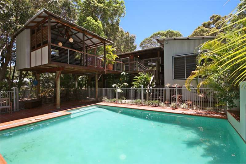 Geckos Rest Rainbow Shores Holiday House Rainbow Beach Sunshine Coast Accommodation
