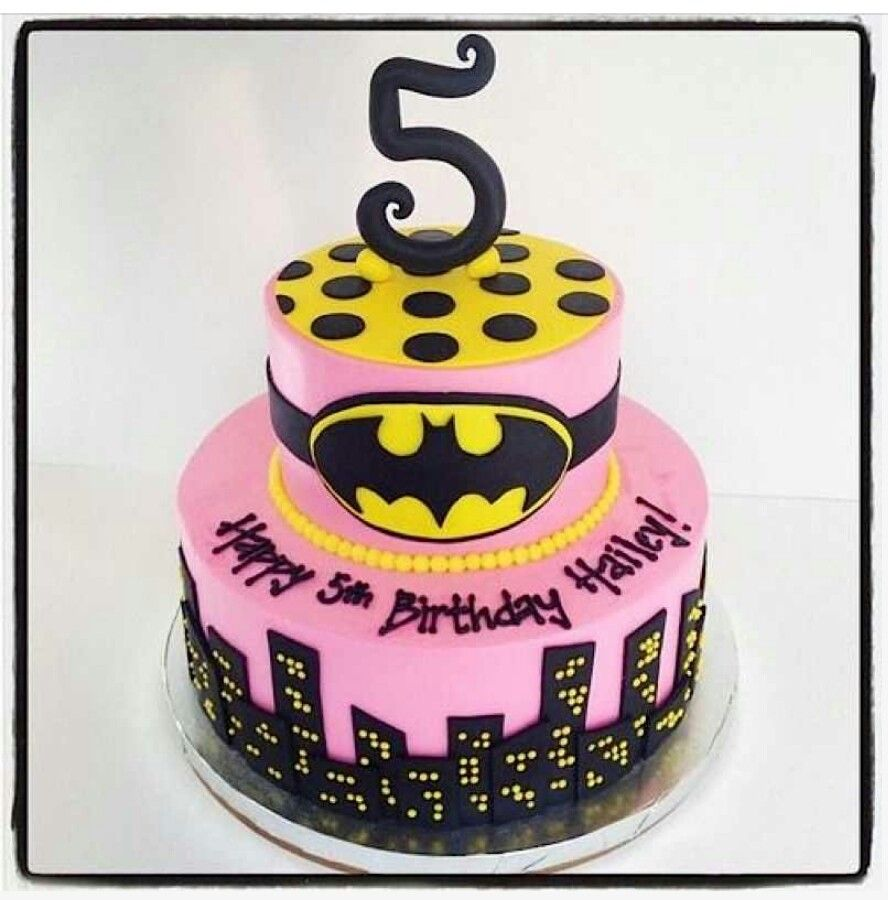 Batgirl Cake Photo Only Skylar Pinterest Cake Photos Cake
