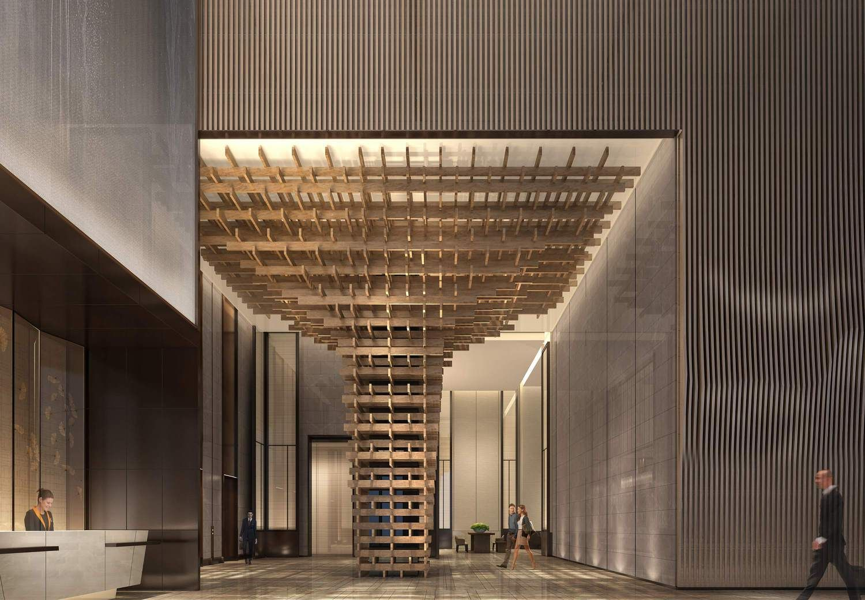 Chengdu Marriott Hotel Financial Centre Chengdu China Jobs Hospitality Online Hotel Design Architecture Hotel Lobby Design Hotels Design