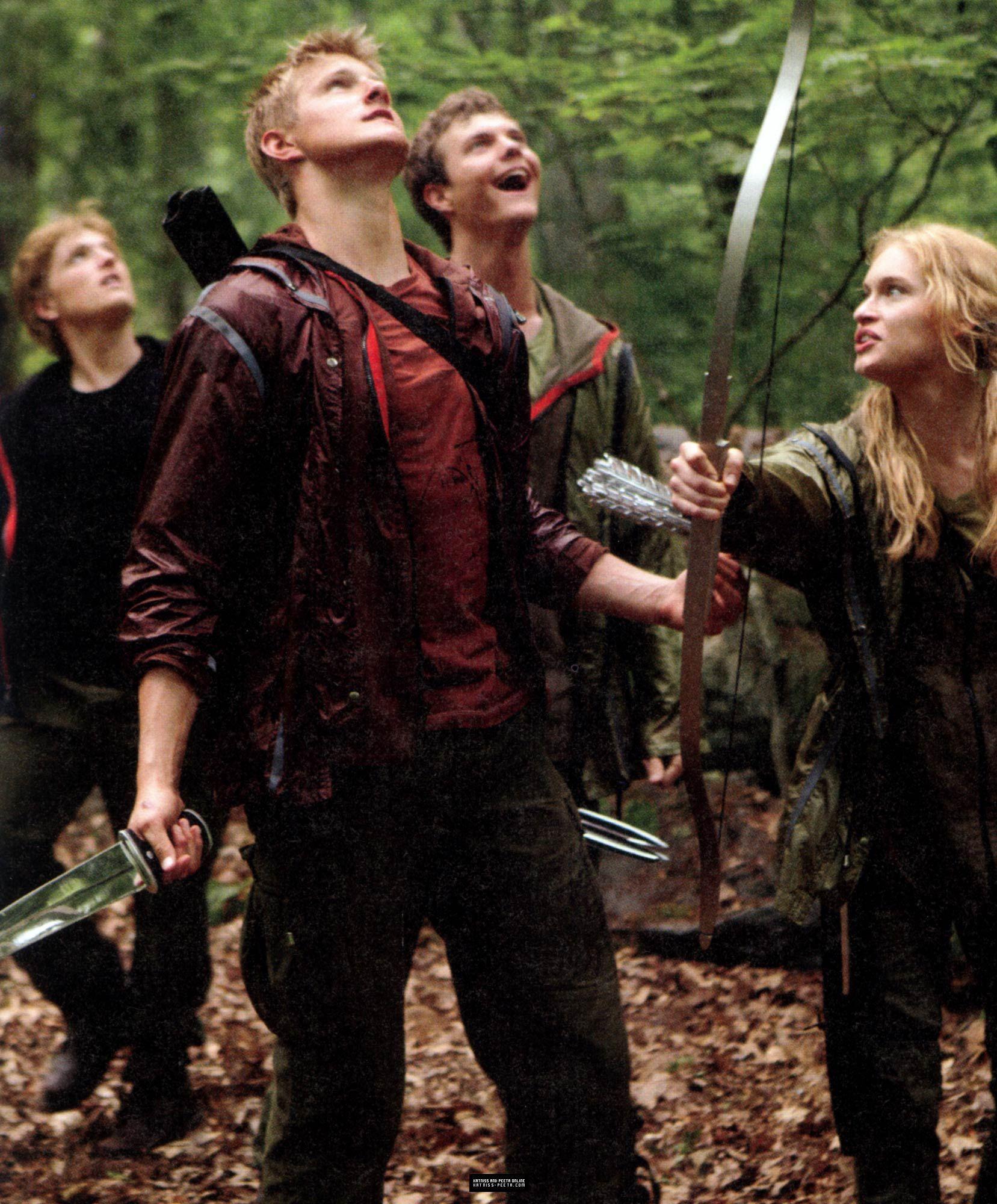 Die Tribute Von Panem The Hunger Games Ganzer Film Deutsch