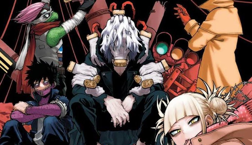 Review My Hero Academia Volume 24 In My Hero Academia Volume 24 The Meta Liberation Army And The League Of Villains Take Part I My Hero Graphic Book Hero