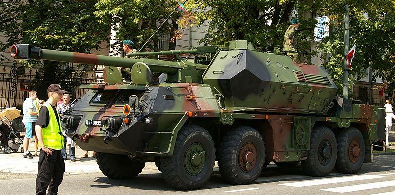 Shkh Vz 77 Dana 차량
