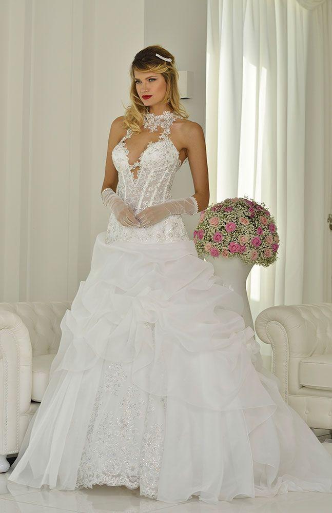 eb0d9cf33cba Abiti da sposa mimmagio – Modelli alla moda di abiti 2018