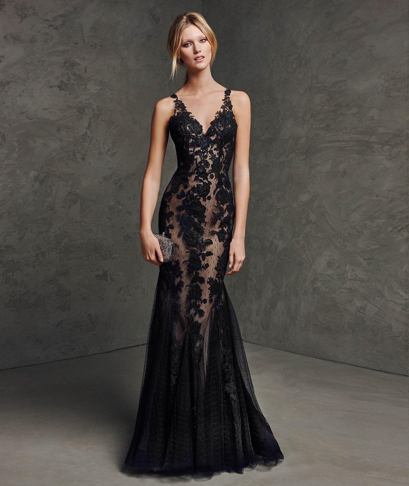 Modelos de vestidos de fiesta al cuerpo
