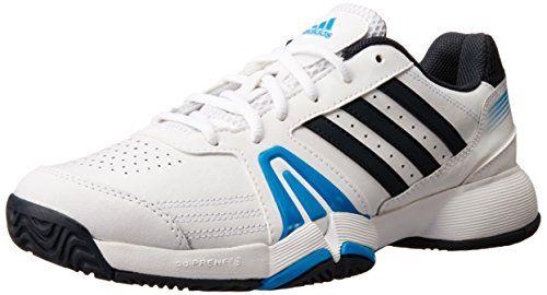 adidas Performance Men's Bercuda 3 Tennis Shoe, Ftwr White/Ngtsha/Solblu, 9 M US adidas Performance http://www.amazon.com/dp/B00DV3SLT0/ref=cm_sw_r_pi_dp_SkOQub1X3FVH1