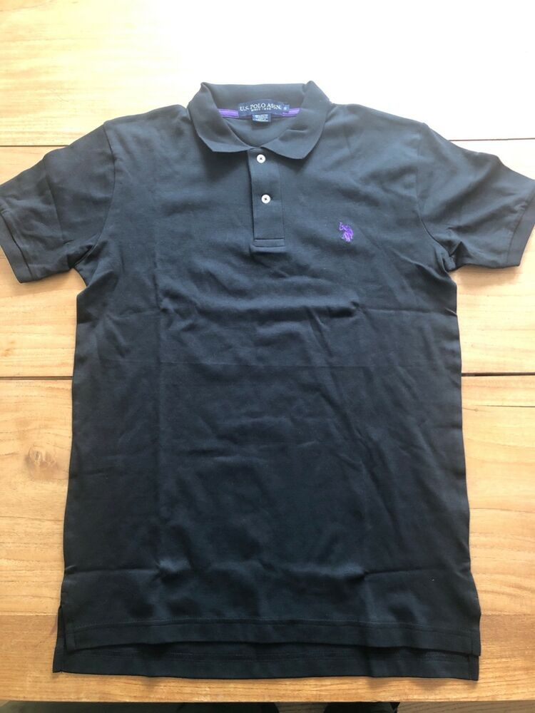62f026716 polo mens black short sleeve size s  fashion  clothing  shoes  accessories   mensclothing  shirts (ebay link)