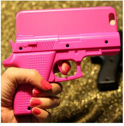 gun phone case iphone 8