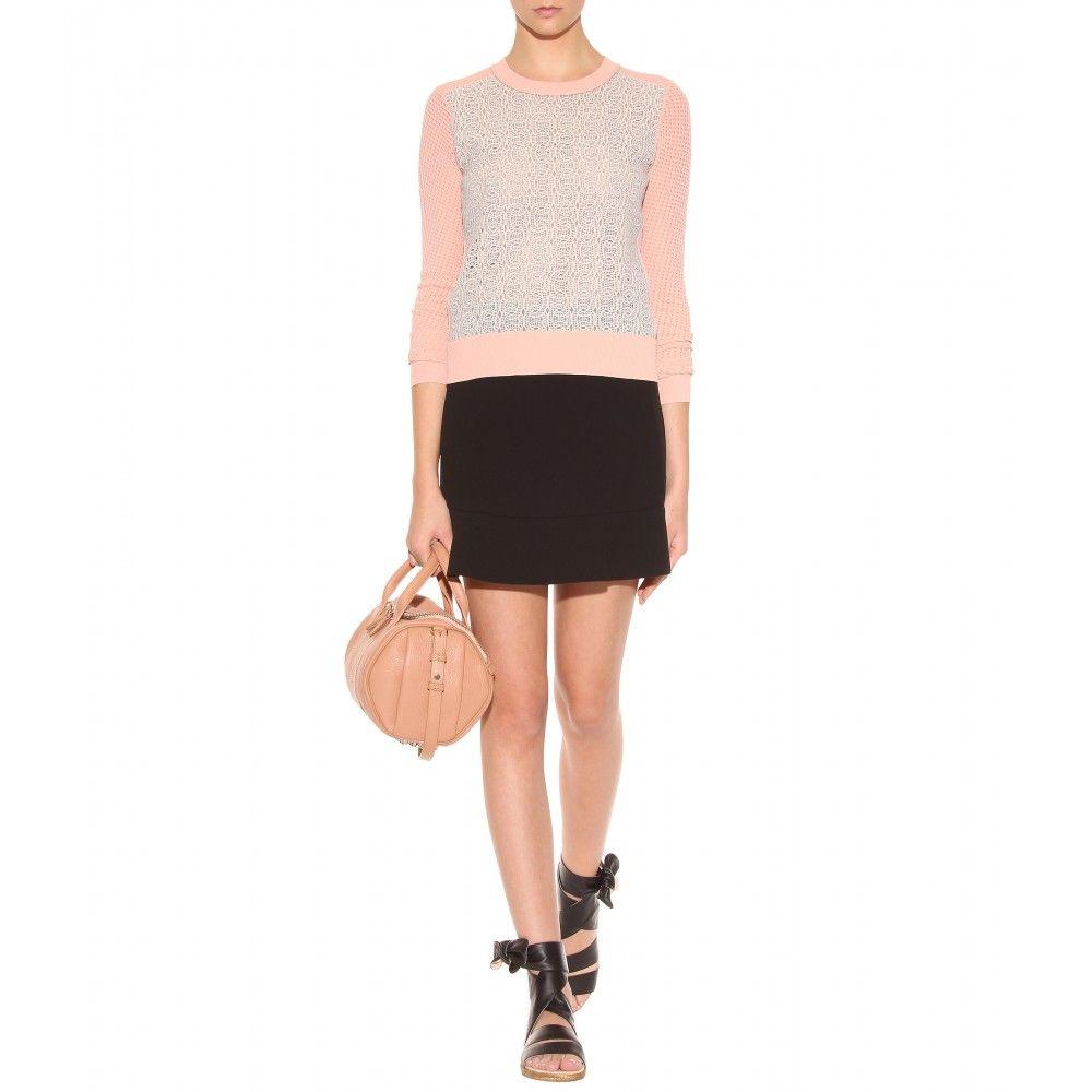 mytheresa.com - Diane von Furstenberg - PULLOVER JORDANA - Luxury Fashion for Women / Designer clothing, shoes, bags