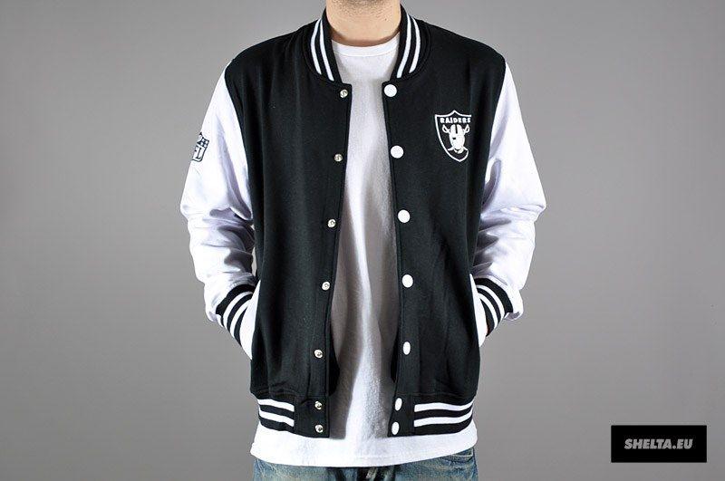 486d9cd6 Oakland Raider Varsity Jacket #Raiders | Fashion | Raiders stuff ...