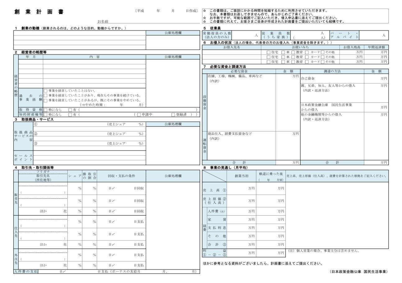 事業計画書の書き方とは 事業計画書作成に活用できる厳選書籍まとめ クラウド会計ソフト Freee 事業計画書 計画 クラウド