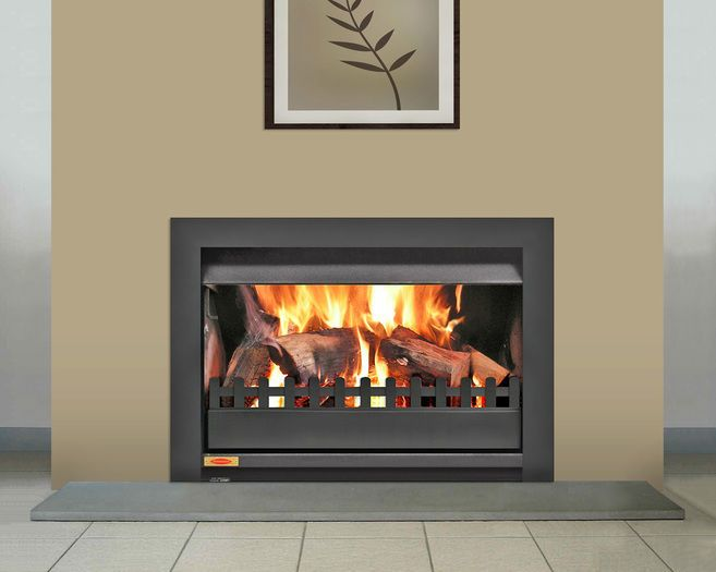 Jetmaster Universal Wood Fire Box | Solid Fuel Fireplaces for sale ...