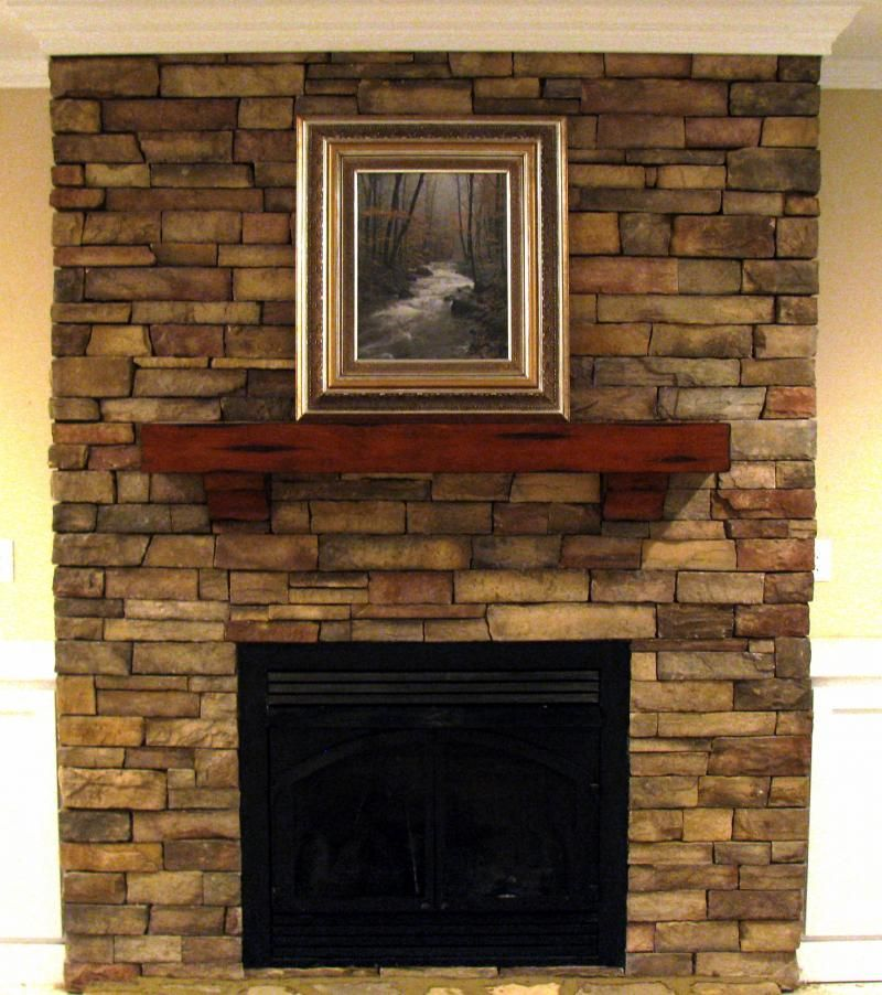 Stacked Stone Gas Fireplaces from craftstone dry stack stone