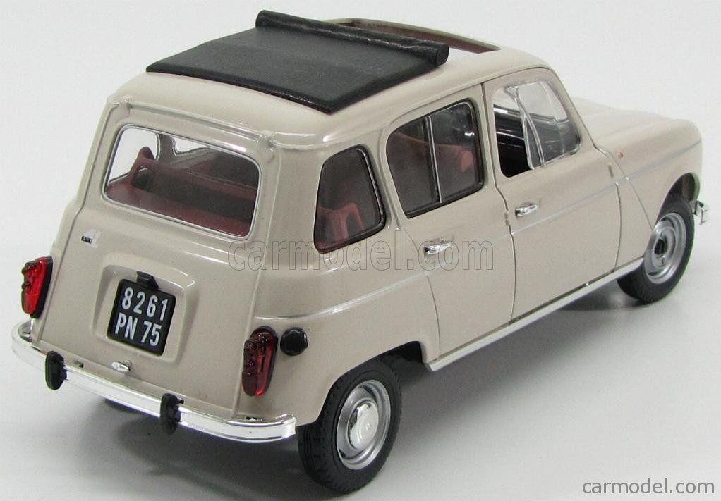 Renault 4 L 1963 beige 1:18 Norev