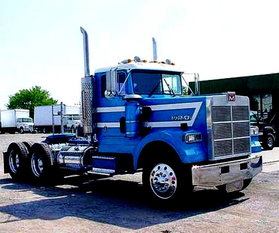 Marmon Conventional Day Cab Prime Mover In 2020