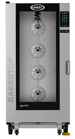 Unox Bakertop Mind Maps Plus Xebc 16eu Epr Combi Oven Combi Oven Commercial Kitchen Oven