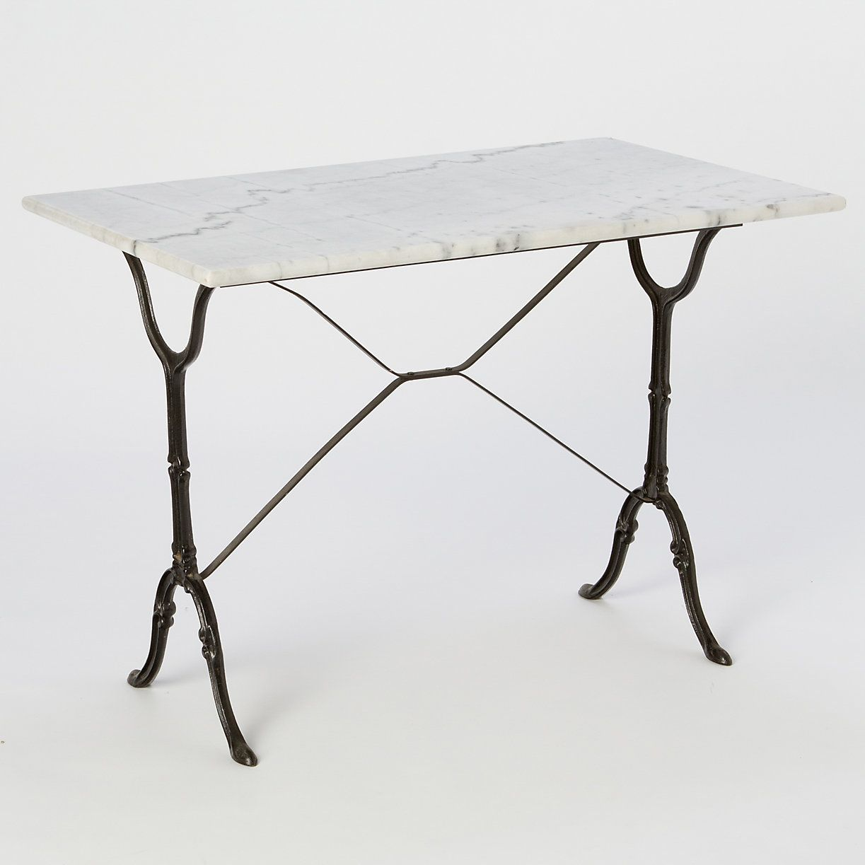 Vintage Marble Console Table