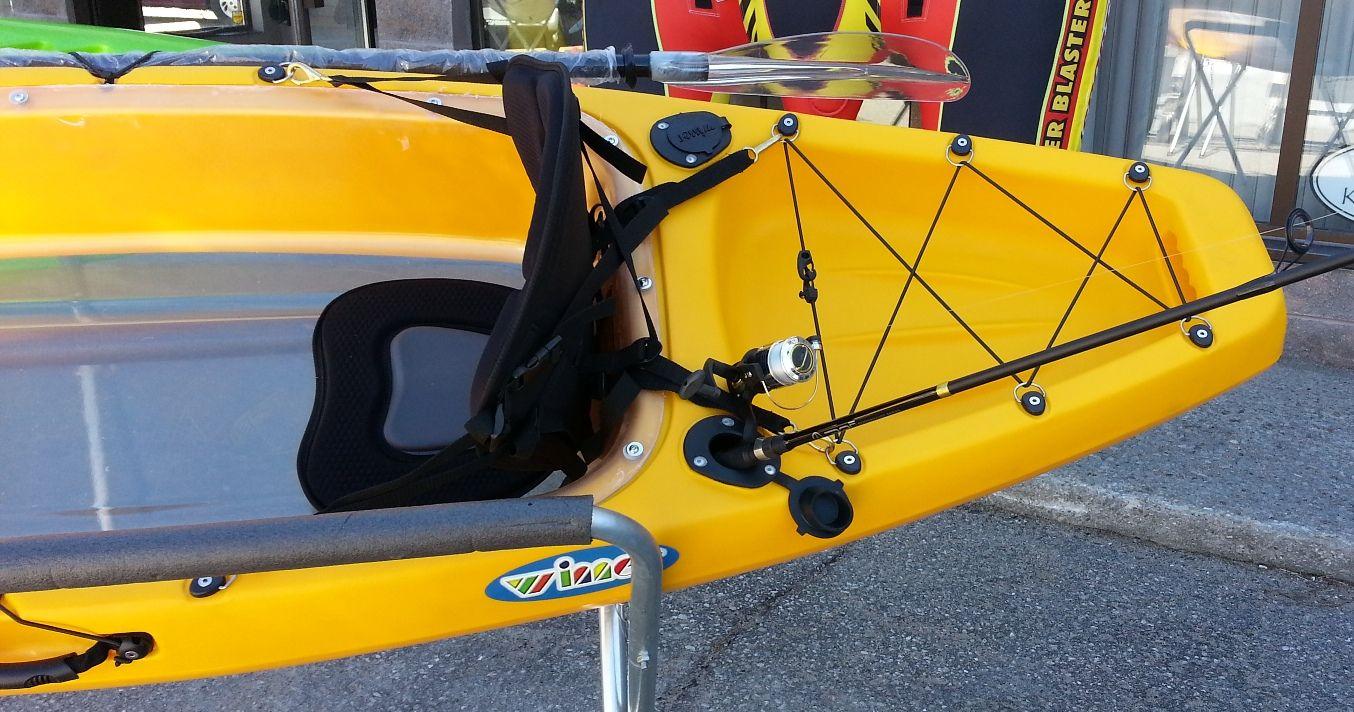 Vue II Single SOT kayak KayaktyYak is the exclusive