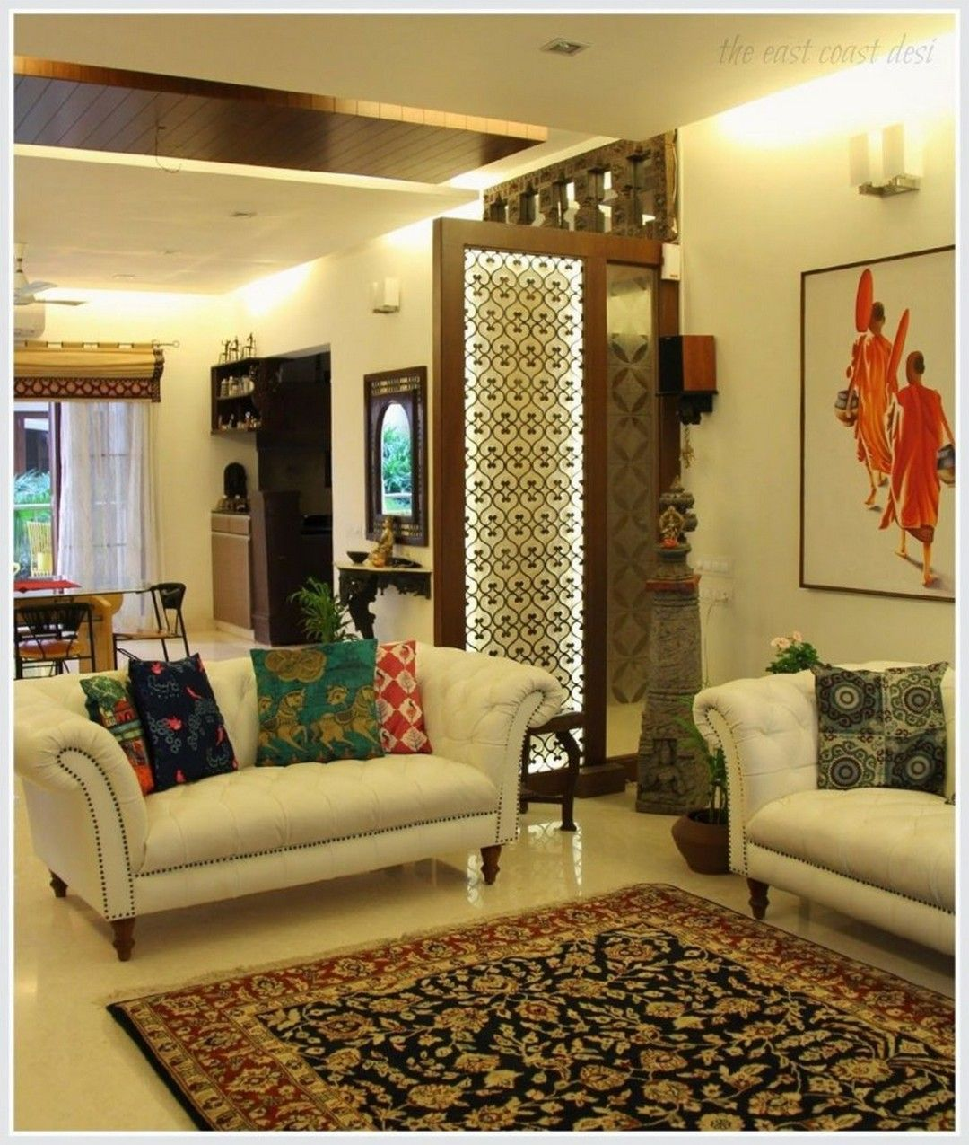 How To Perfectly Manage Simple Indian Home Decoration