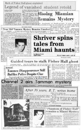 Ron Tammen Mystery