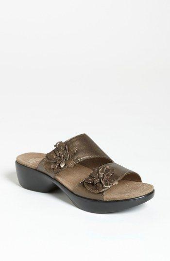Dansko 'Donna' Sandal (Online Only) available at #Nordstrom