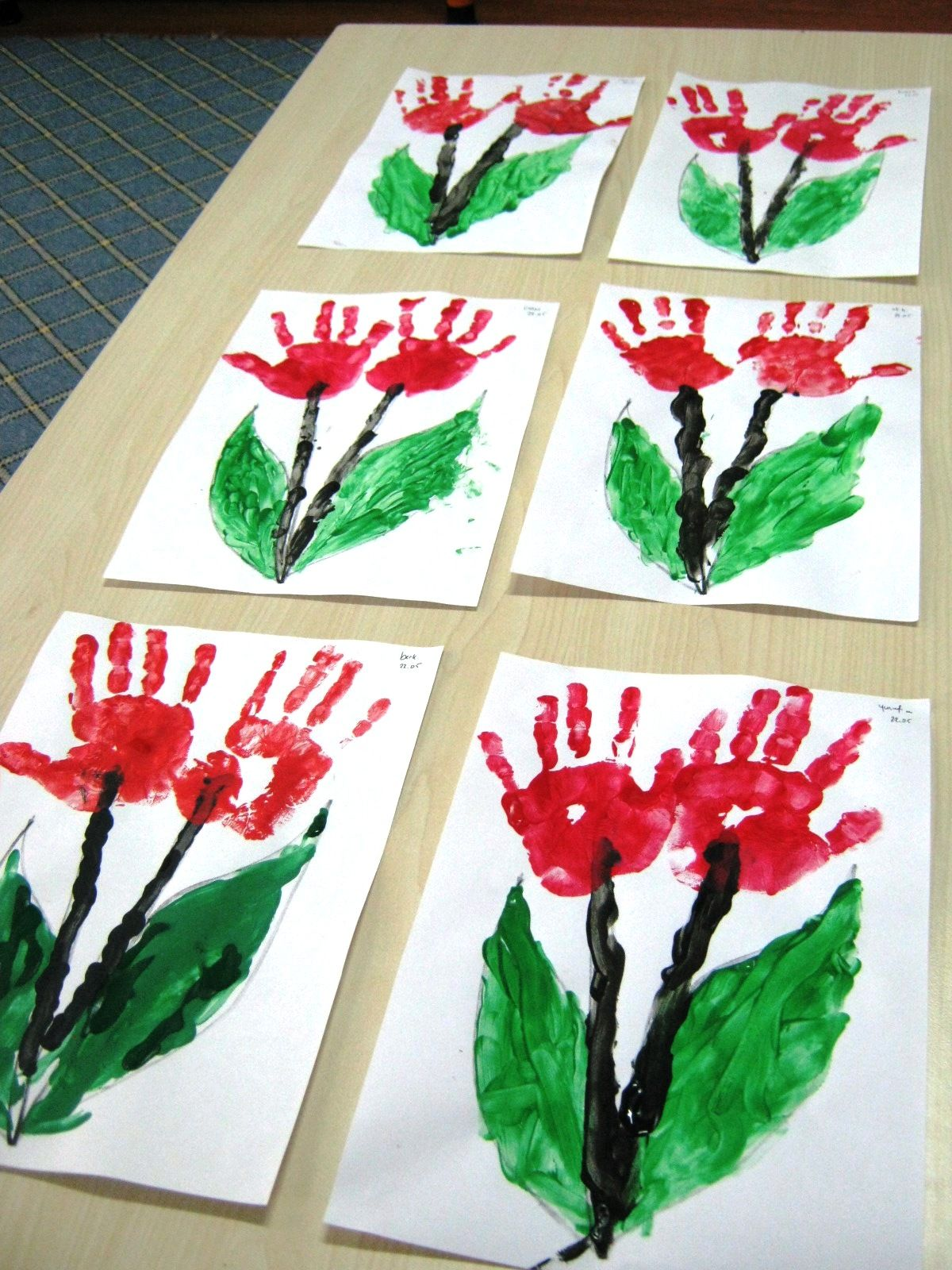 flower craft Crafts and Worksheets