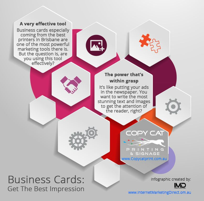 Business Cards Get The Best Impression Printing