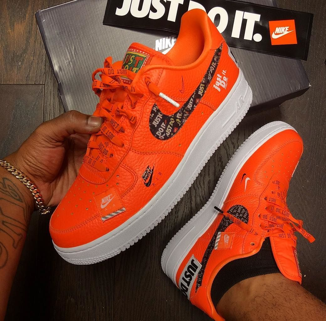 Nike Air Force 1 Just Do it  384588985fc4a