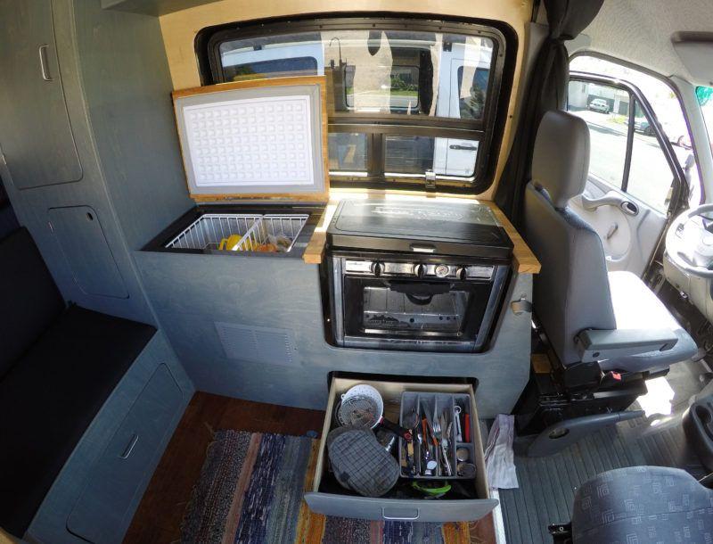 Vancraft Sprinter Camper Van Sales And Rentals Campervan