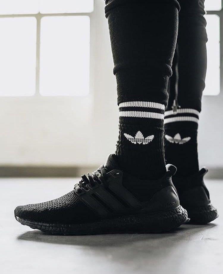 Adidas Ultraboost + I want those socks