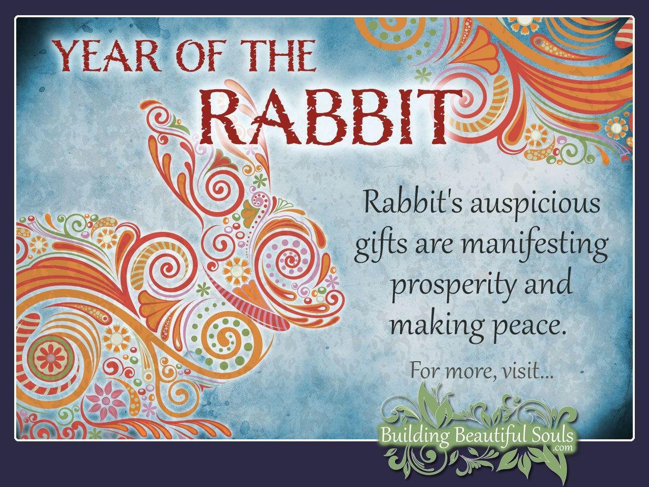 Chinese Zodiac Rabbit Chinese zodiac signs, Chinese