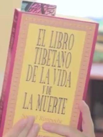 El Libro Tibetano De La Vida Y La Muerte Books Book Cover Cover