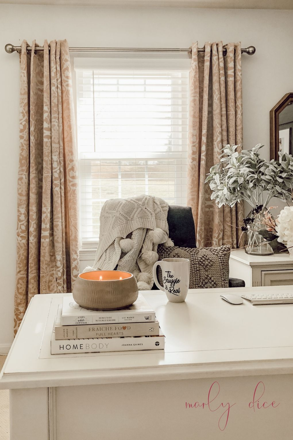 30 Functional And Creative Home Office Ideas: Home Office Ideas For Women: How To Make A Stylish And Functional Space
